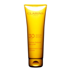 Clarins Sunscreen Cream